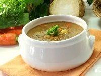 как сварить чечевичный суп с мясом-min