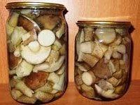 маринованные подберезовики на зиму рецепты-min