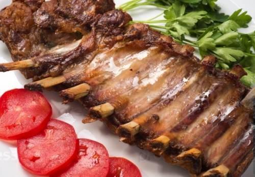 свиные ребрышки рецепты-min