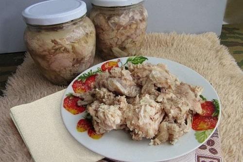 вкусная тушенка из курицы-min
