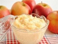 яблочное пюре со сгущенкой рецепты