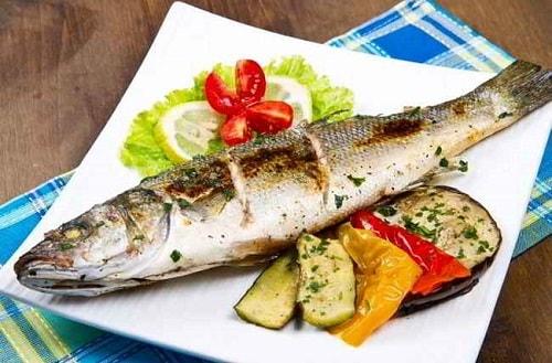 рыба сибас в духовке-min