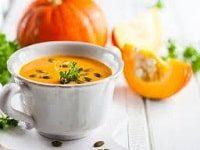 суп-пюре из тыквы рецепты-min