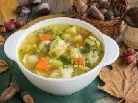 суп с пельменями рецепты приготовления-min