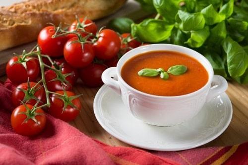 томатный суп классический рецепт