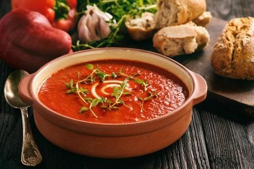 томатный суп рецепты