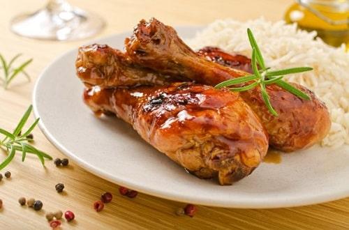 куриные ножки в соевом соусе рецепт