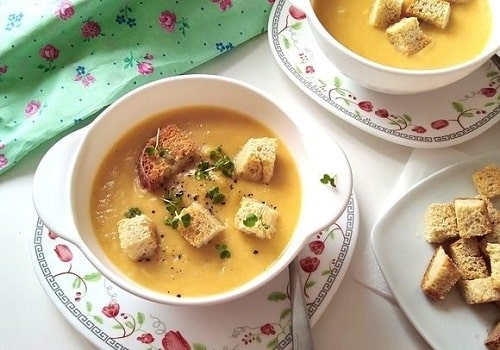 сырный суп с курицей из плавленых сырков рецепт