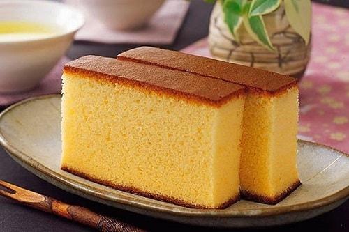 как испечь японский бисквит кастелла