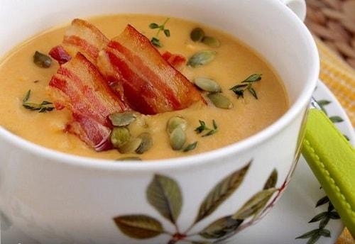 как сварить картофельный суп-пюре