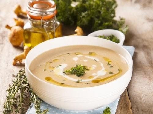 картофельный суп-пюре рецепты