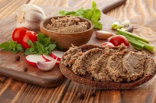 паштет из печени индейки рецепты
