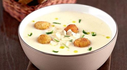 рецепты картофельного супа-пюре