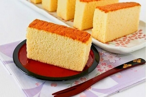 японский бисквит кастелла