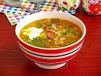 гороховый суп с тушенкой рецепт
