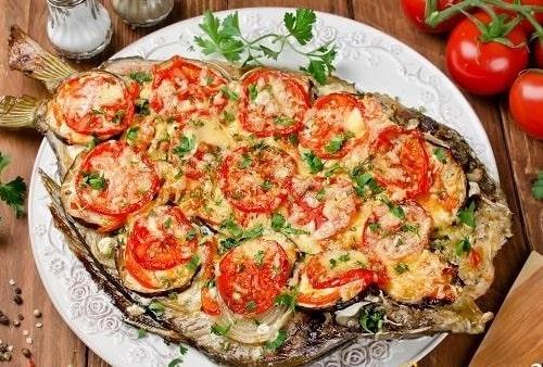 коктал из рыбы рецепт в духовке