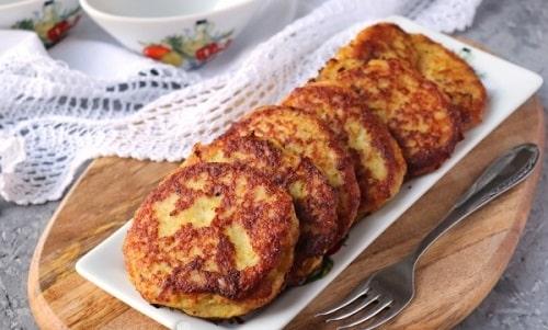 котлеты из пангасиуса рецепт
