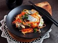 Селедка хе – обалденно вкусный рецепт по-корейски в домашних условиях