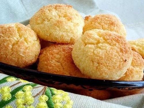 вкусное печенье на рассоле от огурцов