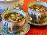 как варить суп с вешенками рецептами
