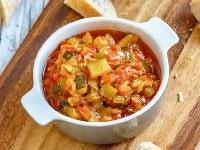 как приготовить овощное рагу с кабачками и картошкой