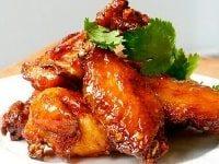курица в медово горчичном соусе в духовке