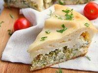 заливной пирог с рыбой рецепт
