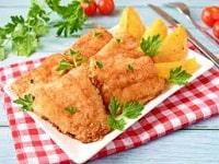 судак жареный на сковороде – рецепт