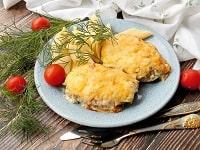 куриные котлеты с сыром в духовке рецепт