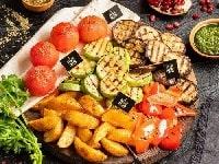 Овощи на мангале – вкусные рецепты маринада на гриле, решетке, шампурах