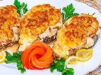 семга в сливочном соусе в духовке рецепт