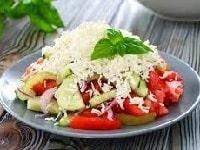 болгарский шопский салат рецепт
