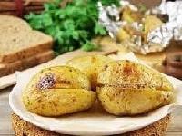 картошка на мангале рецепты