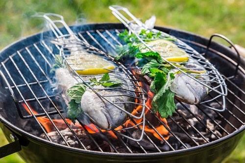 рыба на мангале лучший маринад