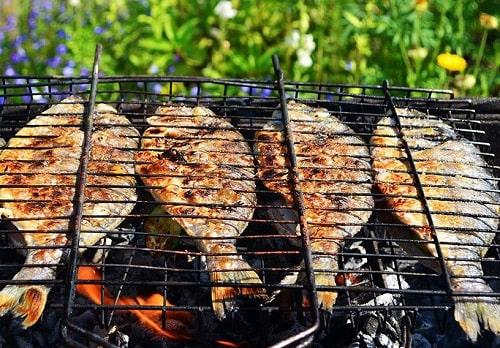 рыба на мангале рецепты