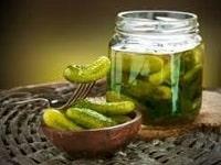 Огурцы, соленые с горчицей холодным способом на зиму - рецепт на 1 литровую банку