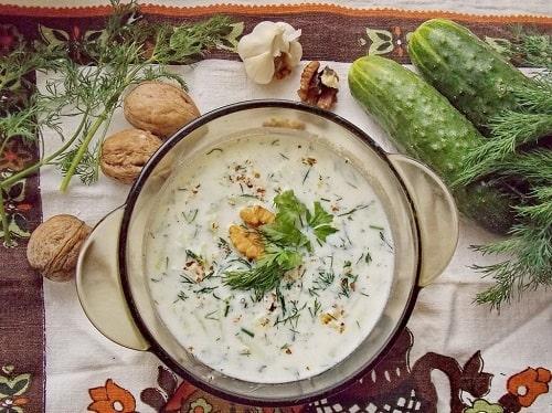 суп таратор классический рецепт
