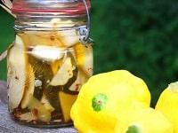 как заготовить патиссоны как грибы на зиму