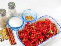 маринованная красная смородина на зиму
