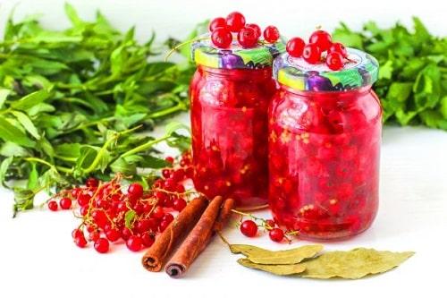 маринованная красная смородина рецепты