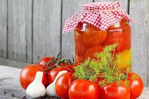 маринованные помидоры с корицей рецепт