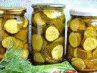огурцы по фински на зиму рецепты