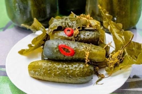 огурцы по-венгерски рецепт