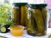 Огурцы с медом на зиму – самые вкусные рецепты