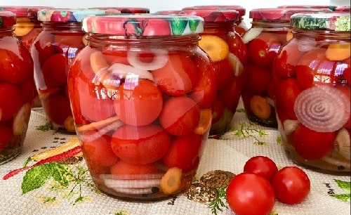 Маринованные помидоры черри на зиму рецепты