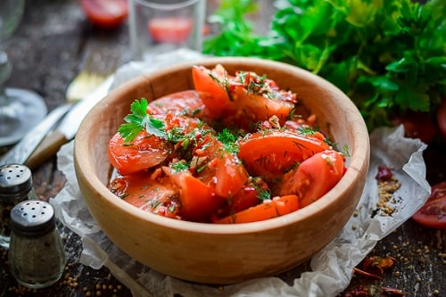быстрые помидоры по корейски рецепты