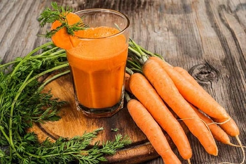 морковный сок на зиму рецепт