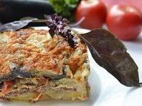 мусака с баклажанами по-гречески рецепты