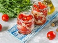 помидоры по-фински рецепт на зиму