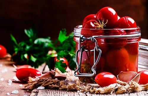 помидоры с медом на зиму рецепты